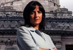 Virginia Linares participó de una jornada de debate por el Día del Ferrocarril