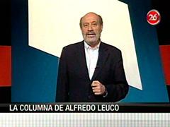 MARGARITA STOLBIZER ESTARÁ EN CANAL 26 CON ALFREDO LEUCO