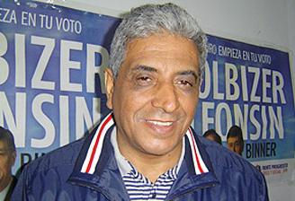 Luis Figuerón - Tercera Sección Electoral