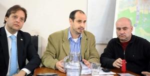 Bloque de concejales del Frente Amplio Progresista (FAP), La Plata.