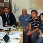 Mesa del FAP de La Plata