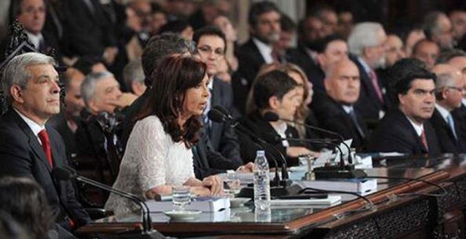 Discurso Presidente 1 marzo 2014