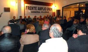 EL FRENTE AMPLIO UNEN DE GENERAL VILLEGAS TIENE CANDIDATO