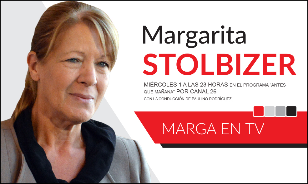 Marga en TV