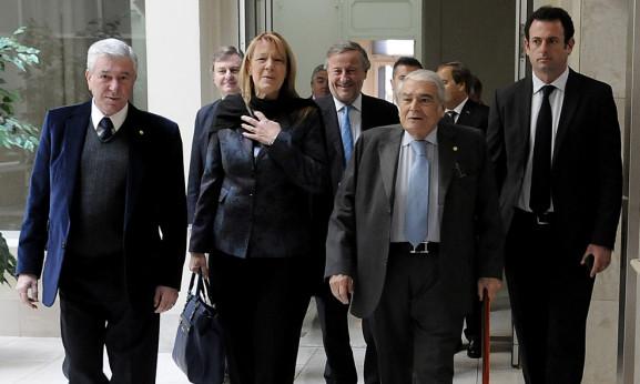 STOLBIZER PRESENTÓ SU PROPUESTA PRESIDENCIAL EN LA UNIÓN INDUSTRIAL
