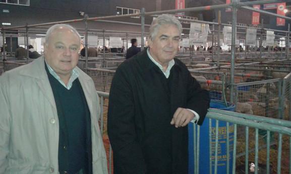 Pugliese Linares en La Rural