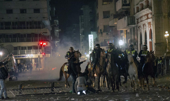 TUCUMÁN: LA VIOLENCIA DEL ESTADO KIRCHNERISTA