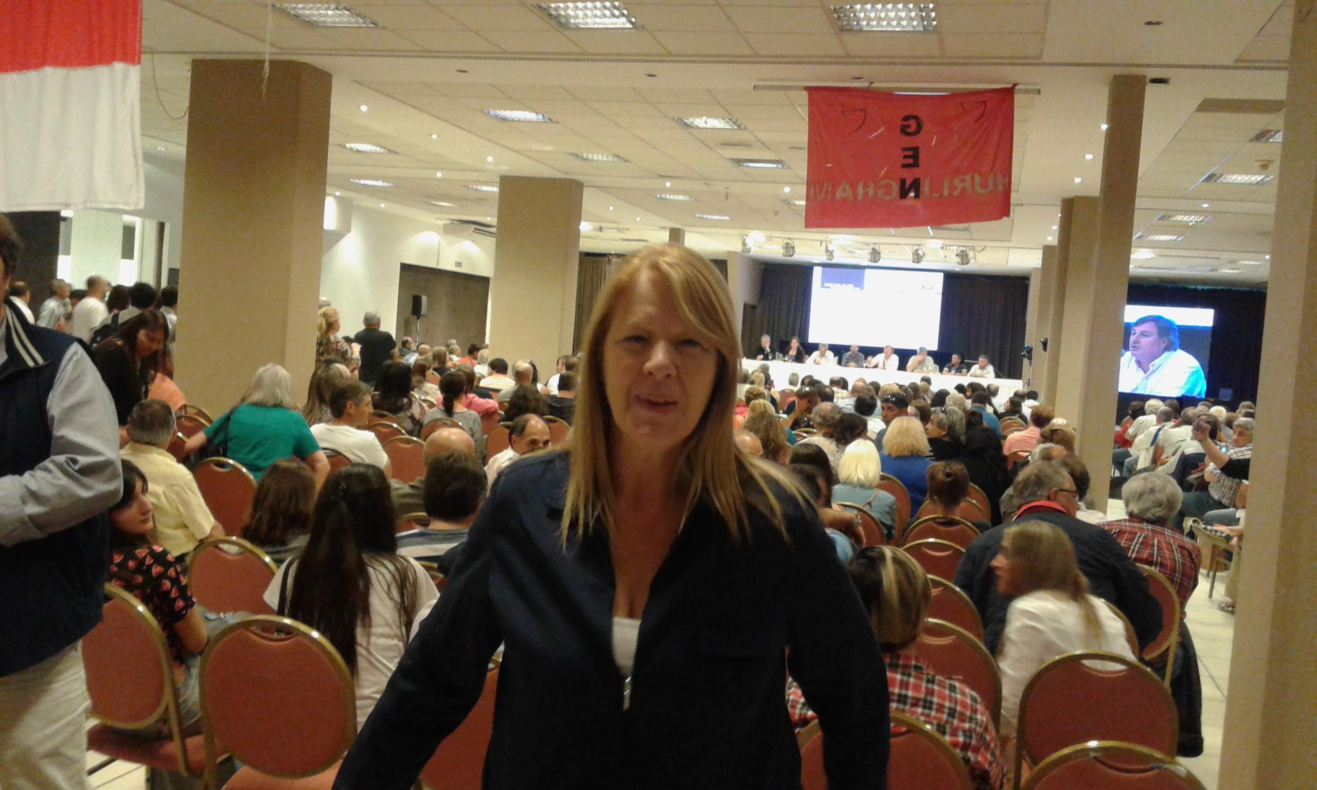 Mar del Plata: Stolbizer encabezó un Encuentro del Partido GEN para discutir el Modelo de Desarrollo con Igualdad