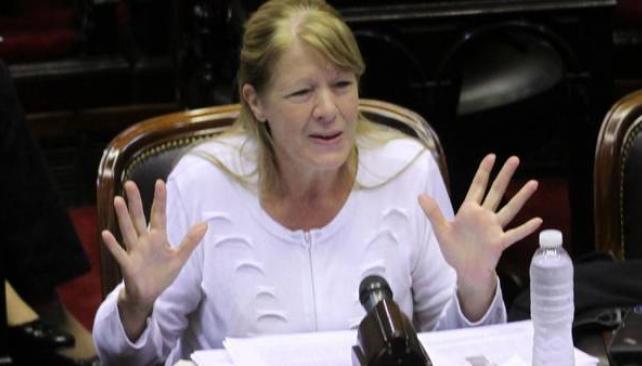 Margarita Stolbizer, diputada nacional del GEN se refirió hoy a la causa Hotesur por la que ya declararon a través de escritos, Cristina Fernandez de Kirchner y sus hijos, Máximo y Florencia Kirchner.