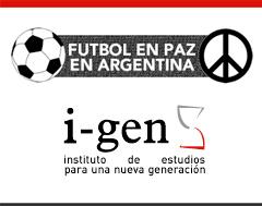 Fútbol en Paz en Argentina