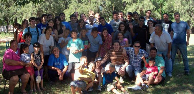 El Partido GEN y su Juventud solidarios