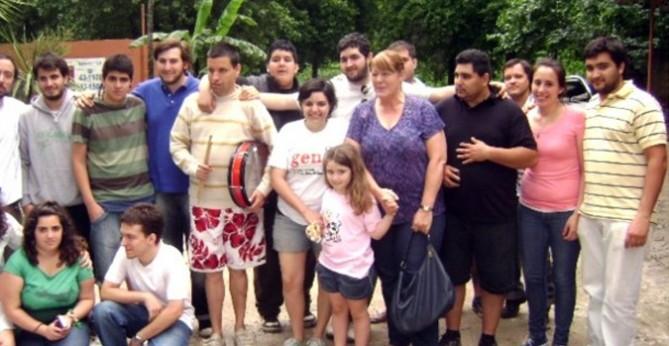 Jóvenes del GEN realizaron un Encuentro en Luján