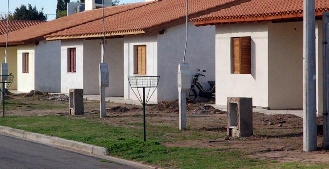 VIVIENDAS DE PLANES SOCIALES ALQUILADAS