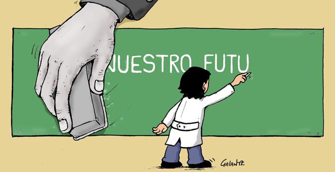 LA JUVENTUD DEL GEN DEBATIÓ SOBRE EDUCACIÓN