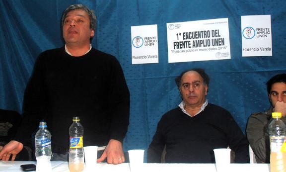 EL FRENTE AMPLIO UNEN VARELENSE SE PREPARA PARA EL 2015