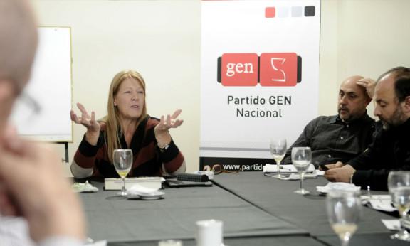 SE REUNIÓ LA MESA NACIONAL DEL PARTIDO GEN