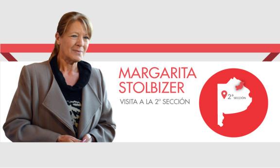 VISITA DE MARGARITA A LA 2ª SECCIÓN