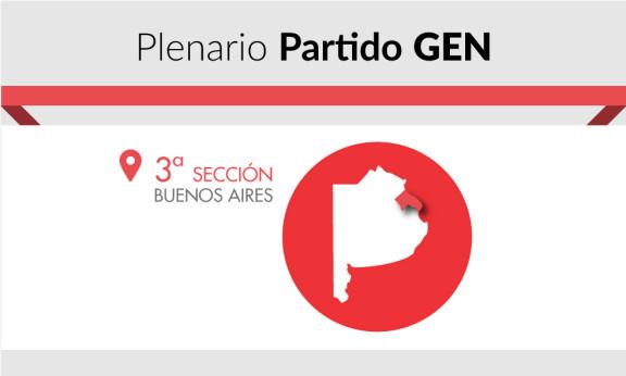 PLENARIO GEN 3ª SECCIÓN