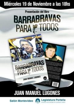 BARRABRAVAS PARA TODOS