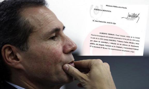 SÍNTESIS DE LA DENUNCIA DEL FISCAL ALBERTO NISMAN