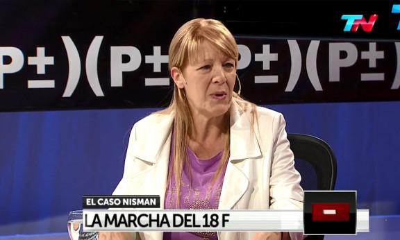 MAGARITA STOLBIZER EN PALABRAS MÁS, PALABRAS MENOS 10/02/2015
