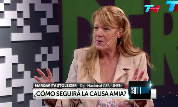 """MARGARITA STOLBIZER EN """"CÓDIGO POLÍTICO"""" 19/02/2015"""