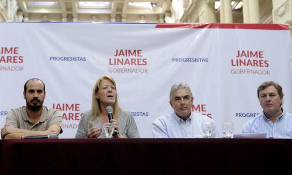 CIERRE DEL ACTO, LANZAMIENTO DE JAIME LINARES GOBERNADOR