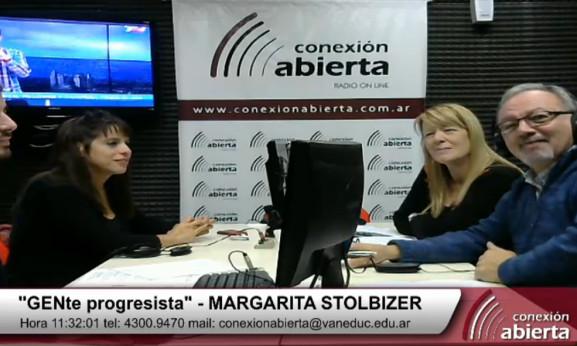 "PROGRAMA DE RADIO ""GENTE PROGRESISTA"" 07/05/2015"