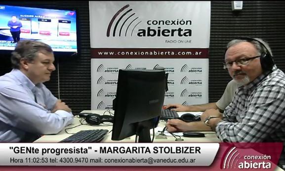 "PROGRAMA DE RADIO ""GENTE PROGRESISTA"" 14/05/2015"