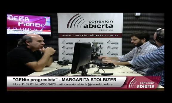"PROGRAMA DE RADIO ""GENTE PROGRESISTA"" 21/05/2015"