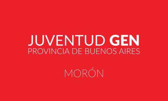 JGEN MORÓN: UNA ARGENTINA BASADA EN LA IGUALDAD Y LA DECENCIA