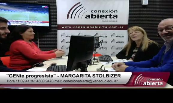 "PROGRAMA DE RADIO ""GENTE PROGRESISTA"" 28/05/2015"