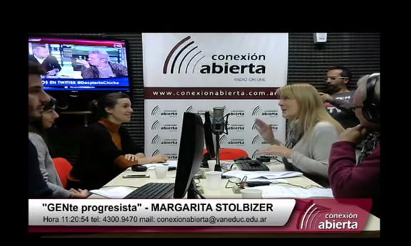 "PROGRAMA DE RADIO ""GENTE PROGRESISTA"" 11/06/2015"