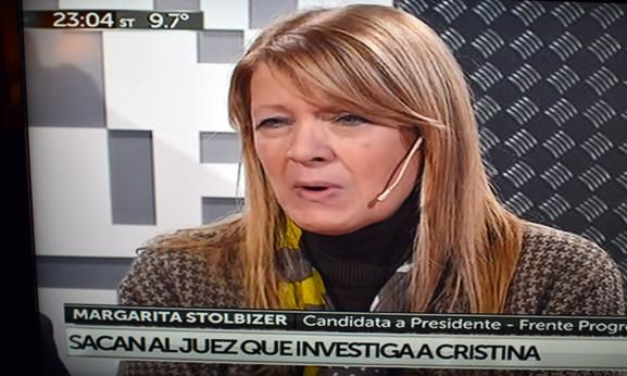 Margarita Stolbizer en Código Político 16/07/2015