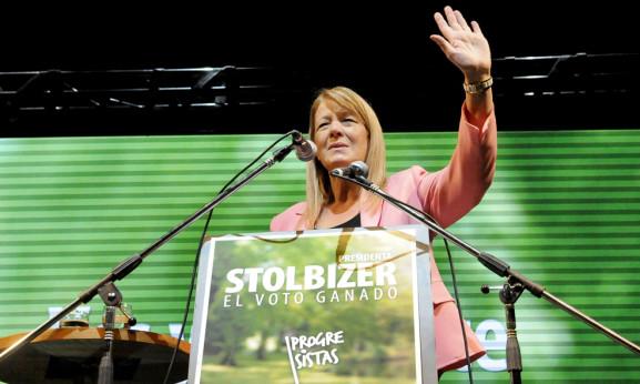 "Stolbizer: ""Los argentinos queremos poder elegir positivamente"""