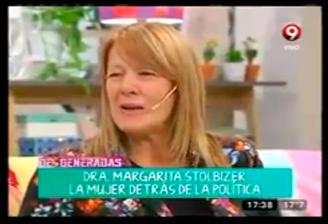 Margarita Stolbizer en DESGENERADAS 4/5/16