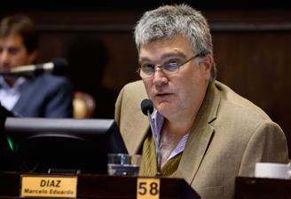 Se aprobó un proyecto del diputado Diaz solicitando la declaración de Desastre Agropecuario a las zonas inundadas