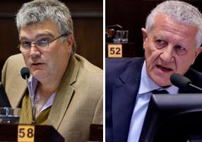 """Sarghini y Diaz: """"El gobierno no puede seguir planteando propuestas irresponsablemente sólo por deseos electorales, sin tomar las previsiones de un gobierno responsable"""""""