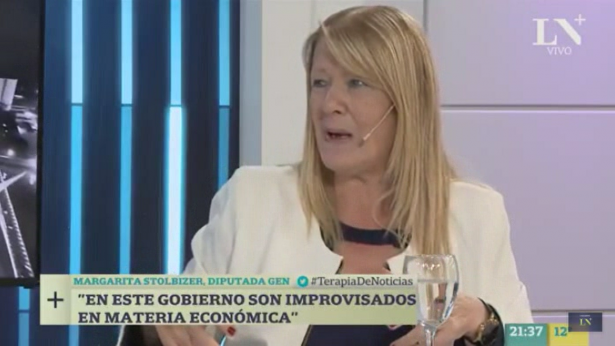 Margarita Stolbizer en TERAPIA DE NOTICIAS 5/ 07/ 17