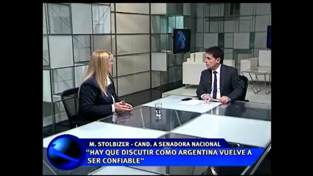 Margarita Stolbizer en PERIODISTA 360, Canal Metro 31-08-2017