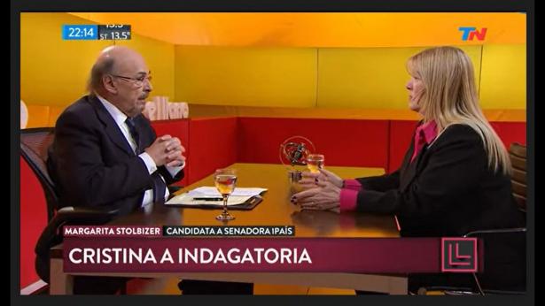 Margarita Stolbizer en DESDE EL LLANO 04/09/2017