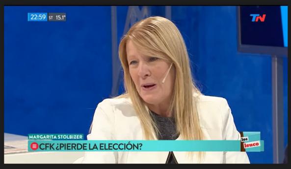 Margarita Stolbizer en, LOS LEUCO 12/09/17