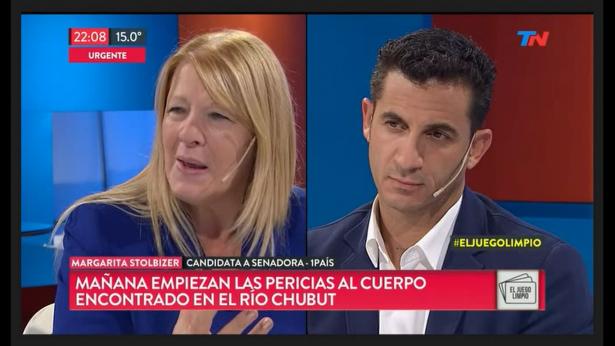 Margarita Stolbizer-Matías Tombolini en EL JUEGO LIMPIO 19/10/17