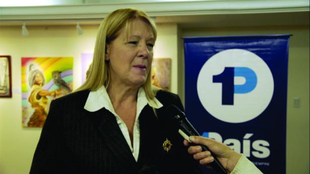 Margarita Stolbizer en la UCES