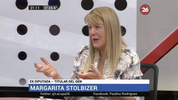 Margarita Stolbizer en LA LUPA 7/3/18