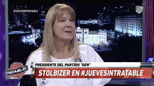 Margarita Stolbizer en INTRATABLES 10/1/19