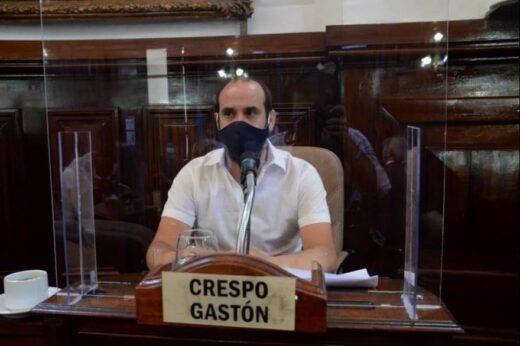 CRESPO SOLICITÓ LA INTERVENCIÓN DE ABSA AL GOBIERNO PROVINCIAL