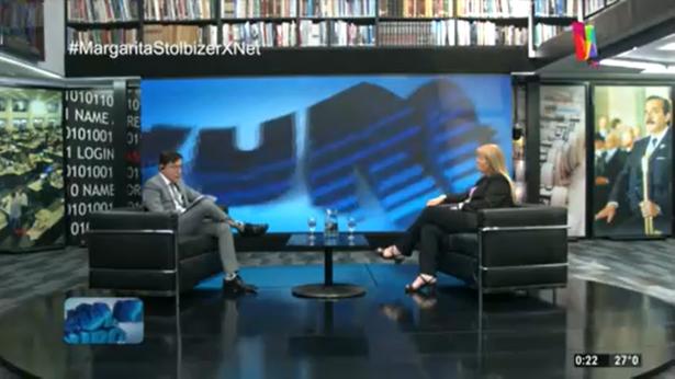 MARGARITA STOLBIZER EN PERIODISMO PURO 20/1/2021